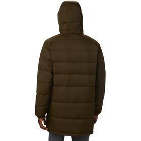 Columbia Macleay Długa kurtka puchowa Mężczyźni, olive green